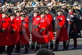 Remembrance Sunday 2012 Cenotaph March Past: Group E43 - Royal Hospital, Chelsea (Chelsea Pensioners).. Whitehall, Cenotaph, London SW1,  United Kingdom, on 11 November 2012 at 11:43, image #341
