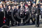 Remembrance Sunday 2012 Cenotaph March Past: Group E45 - Combat Stress.. Whitehall, Cenotaph, London SW1,  United Kingdom, on 11 November 2012 at 11:44, image #368