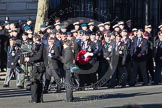 Remembrance Sunday 2012 Cenotaph March Past: Group F1 - Suez Veterans Association.. Whitehall, Cenotaph, London SW1,  United Kingdom, on 11 November 2012 at 11:44, image #372