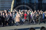 Remembrance Sunday 2012 Cenotaph March Past: Group F2 - Aden Veterans Association and F3 - 1st Army Association.. Whitehall, Cenotaph, London SW1,  United Kingdom, on 11 November 2012 at 11:45, image #396