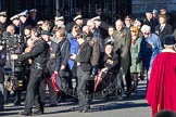 Remembrance Sunday 2012 Cenotaph March Past: Group F3 - 1st Army Association.. Whitehall, Cenotaph, London SW1,  United Kingdom, on 11 November 2012 at 11:45, image #399