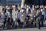 Remembrance Sunday 2012 Cenotaph March Past: Group F3 - 1st Army Association.. Whitehall, Cenotaph, London SW1,  United Kingdom, on 11 November 2012 at 11:45, image #401