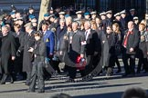 Remembrance Sunday 2012 Cenotaph March Past: Group F4 - Showmens' Guild of Great Britain.. Whitehall, Cenotaph, London SW1,  United Kingdom, on 11 November 2012 at 11:45, image #405