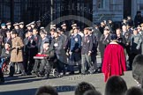 Remembrance Sunday 2012 Cenotaph March Past: Group F10 - National Service Veterans Alliance.. Whitehall, Cenotaph, London SW1,  United Kingdom, on 11 November 2012 at 11:46, image #445
