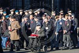 Remembrance Sunday 2012 Cenotaph March Past: Group F10 - National Service Veterans Alliance.. Whitehall, Cenotaph, London SW1,  United Kingdom, on 11 November 2012 at 11:46, image #446