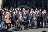 Remembrance Sunday 2012 Cenotaph March Past: Group F10 - National Service Veterans Alliance.. Whitehall, Cenotaph, London SW1,  United Kingdom, on 11 November 2012 at 11:46, image #448