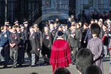 Remembrance Sunday 2012 Cenotaph March Past: Group F10 - National Service Veterans Alliance.. Whitehall, Cenotaph, London SW1,  United Kingdom, on 11 November 2012 at 11:46, image #449