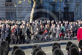 Remembrance Sunday 2012 Cenotaph March Past: Group F11 - Italy Star Association and F12 - Monte Cassino Society.. Whitehall, Cenotaph, London SW1,  United Kingdom, on 11 November 2012 at 11:46, image #465
