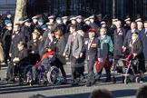 Remembrance Sunday 2012 Cenotaph March Past: Group F12 - Monte Cassino Society.. Whitehall, Cenotaph, London SW1,  United Kingdom, on 11 November 2012 at 11:46, image #467