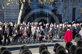 Remembrance Sunday 2012 Cenotaph March Past: Group F12 - Monte Cassino Society.. Whitehall, Cenotaph, London SW1,  United Kingdom, on 11 November 2012 at 11:46, image #468
