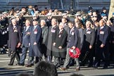 Remembrance Sunday 2012 Cenotaph March Past: Group F13 - Gallantry Medallists League.. Whitehall, Cenotaph, London SW1,  United Kingdom, on 11 November 2012 at 11:47, image #480