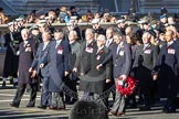Remembrance Sunday 2012 Cenotaph March Past: Group F13 - Gallantry Medallists League.. Whitehall, Cenotaph, London SW1,  United Kingdom, on 11 November 2012 at 11:47, image #482