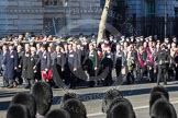 Remembrance Sunday 2012 Cenotaph March Past: Group F13 - Gallantry Medallists League and F14 - National Pigeon War Service.. Whitehall, Cenotaph, London SW1,  United Kingdom, on 11 November 2012 at 11:47, image #486