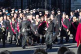 Remembrance Sunday 2012 Cenotaph March Past: Group F14 - National Pigeon War Service.. Whitehall, Cenotaph, London SW1,  United Kingdom, on 11 November 2012 at 11:47, image #489