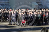 Remembrance Sunday 2012 Cenotaph March Past: Group F13 - Gallantry Medallists League.. Whitehall, Cenotaph, London SW1,  United Kingdom, on 11 November 2012 at 11:47, image #493