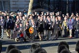 Remembrance Sunday 2012 Cenotaph March Past: Group  F15 - National Gulf Veterans & Families Association.. Whitehall, Cenotaph, London SW1,  United Kingdom, on 11 November 2012 at 11:47, image #499
