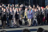 Remembrance Sunday 2012 Cenotaph March Past: Group  F15 - National Gulf Veterans & Families Association.. Whitehall, Cenotaph, London SW1,  United Kingdom, on 11 November 2012 at 11:47, image #501