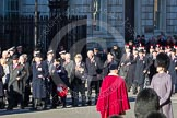 Remembrance Sunday 2012 Cenotaph March Past: Group A4 - Royal Sussex Regimental Association and A5 - Royal Hampshire Regiment Comrades Association.. Whitehall, Cenotaph, London SW1,  United Kingdom, on 11 November 2012 at 11:48, image #569