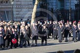 Remembrance Sunday 2012 Cenotaph March Past: Group A4 - Royal Sussex Regimental Association, A5 - Royal Hampshire Regiment Comrades Association, and A6 - Royal Regiment of Fusiliers.. Whitehall, Cenotaph, London SW1,  United Kingdom, on 11 November 2012 at 11:48, image #573