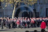 Remembrance Sunday 2012 Cenotaph March Past: Group A20 - Parachute Regimental Association.. Whitehall, Cenotaph, London SW1,  United Kingdom, on 11 November 2012 at 11:50, image #674