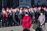 Remembrance Sunday 2012 Cenotaph March Past: Group A20 - Parachute Regimental Association.. Whitehall, Cenotaph, London SW1,  United Kingdom, on 11 November 2012 at 11:50, image #677