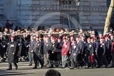 Remembrance Sunday 2012 Cenotaph March Past: Group A20 - Parachute Regimental Association.. Whitehall, Cenotaph, London SW1,  United Kingdom, on 11 November 2012 at 11:51, image #678