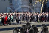 Remembrance Sunday 2012 Cenotaph March Past: Group A23 - Black Watch Association and A24 - Gordon Highlanders Association.. Whitehall, Cenotaph, London SW1,  United Kingdom, on 11 November 2012 at 11:52, image #725
