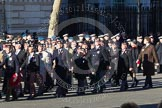 Remembrance Sunday 2012 Cenotaph March Past: Group A24 - Gordon Highlanders Association.. Whitehall, Cenotaph, London SW1,  United Kingdom, on 11 November 2012 at 11:52, image #729
