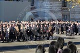 Remembrance Sunday 2012 Cenotaph March Past: Group A24 - Gordon Highlanders Association and A25 - Argyll & Sutherland Highlanders Regimental Association.. Whitehall, Cenotaph, London SW1,  United Kingdom, on 11 November 2012 at 11:52, image #737