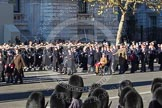 Remembrance Sunday 2012 Cenotaph March Past: Group A24 - Gordon Highlanders Association and A25 - Argyll & Sutherland Highlanders Regimental Association.. Whitehall, Cenotaph, London SW1,  United Kingdom, on 11 November 2012 at 11:52, image #738