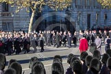 Remembrance Sunday 2012 Cenotaph March Past: Group A26 - Grenadier Guards Association and A27 - Coldstream Guards Association.. Whitehall, Cenotaph, London SW1,  United Kingdom, on 11 November 2012 at 11:52, image #745