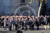 Remembrance Sunday 2012 Cenotaph March Past: Group A29 - Guards Parachute Association.. Whitehall, Cenotaph, London SW1,  United Kingdom, on 11 November 2012 at 11:53, image #756