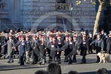Remembrance Sunday 2012 Cenotaph March Past: Group A29 - Guards Parachute Association.. Whitehall, Cenotaph, London SW1,  United Kingdom, on 11 November 2012 at 11:53, image #759