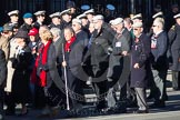 Remembrance Sunday 2012 Cenotaph March Past: Group C1, Blind Veterans UK.. Whitehall, Cenotaph, London SW1,  United Kingdom, on 11 November 2012 at 11:53, image #780