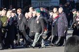 Remembrance Sunday 2012 Cenotaph March Past: Group C1, Blind Veterans UK.. Whitehall, Cenotaph, London SW1,  United Kingdom, on 11 November 2012 at 11:54, image #782