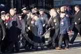 Remembrance Sunday 2012 Cenotaph March Past: Group C1, Blind Veterans UK.. Whitehall, Cenotaph, London SW1,  United Kingdom, on 11 November 2012 at 11:54, image #783