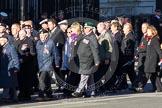 Remembrance Sunday 2012 Cenotaph March Past: Group C1, Blind Veterans UK.. Whitehall, Cenotaph, London SW1,  United Kingdom, on 11 November 2012 at 11:54, image #785