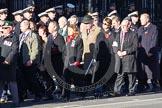 Remembrance Sunday 2012 Cenotaph March Past: Group C1, Blind Veterans UK.. Whitehall, Cenotaph, London SW1,  United Kingdom, on 11 November 2012 at 11:54, image #787