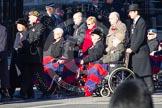 Remembrance Sunday 2012 Cenotaph March Past: Group C1, Blind Veterans UK.. Whitehall, Cenotaph, London SW1,  United Kingdom, on 11 November 2012 at 11:54, image #788