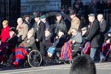 Remembrance Sunday 2012 Cenotaph March Past: Group C1, Blind Veterans UK.. Whitehall, Cenotaph, London SW1,  United Kingdom, on 11 November 2012 at 11:54, image #790