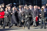 Remembrance Sunday 2012 Cenotaph March Past: Group B2, Royal Electrical & Mechanical Engineers Association.. Whitehall, Cenotaph, London SW1,  United Kingdom, on 11 November 2012 at 11:54, image #809