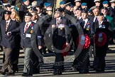 Remembrance Sunday 2012 Cenotaph March Past: Group  B11 - Royal Dragoon Guards .. Whitehall, Cenotaph, London SW1,  United Kingdom, on 11 November 2012 at 11:56, image #869