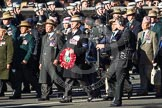 Remembrance Sunday 2012 Cenotaph March Past: Group B13 - Gurkha Brigade Association.. Whitehall, Cenotaph, London SW1,  United Kingdom, on 11 November 2012 at 11:56, image #894