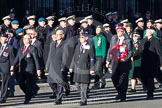 Remembrance Sunday 2012 Cenotaph March Past: Group B20 - Arborfield Old Boys Association, and B21 - Women's Royal Army Corps Association.. Whitehall, Cenotaph, London SW1,  United Kingdom, on 11 November 2012 at 11:57, image #937