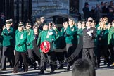 Remembrance Sunday 2012 Cenotaph March Past: Group B21 - Women's Royal Army Corps Association.. Whitehall, Cenotaph, London SW1,  United Kingdom, on 11 November 2012 at 11:57, image #940