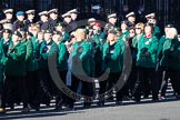 Remembrance Sunday 2012 Cenotaph March Past: Group B21 - Women's Royal Army Corps Association.. Whitehall, Cenotaph, London SW1,  United Kingdom, on 11 November 2012 at 11:57, image #950