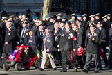 Remembrance Sunday 2012 Cenotaph March Past: Group B26 - Royal Engineers Association.. Whitehall, Cenotaph, London SW1,  United Kingdom, on 11 November 2012 at 11:58, image #974