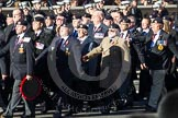 Remembrance Sunday 2012 Cenotaph March Past: Group B27 - Royal Engineers Bomb Disposal Association.. Whitehall, Cenotaph, London SW1,  United Kingdom, on 11 November 2012 at 11:59, image #993