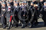 Remembrance Sunday 2012 Cenotaph March Past: Group B30 - Army Air Corps Association.. Whitehall, Cenotaph, London SW1,  United Kingdom, on 11 November 2012 at 11:59, image #1011