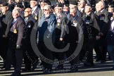 Remembrance Sunday 2012 Cenotaph March Past: Group B33 - Army Catering Corps Association.. Whitehall, Cenotaph, London SW1,  United Kingdom, on 11 November 2012 at 12:00, image #1027